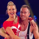 Strictly Come Dancing: Denise Van Outen and James Jordan