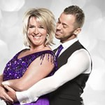 Strictly Come Dancing: Fern Britton and  Artem Chigvintsev
