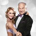 Strictly Come Dancing: Johnny Ball and Aliona Vilani (Iveta Lukosiute)
