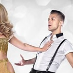 Strictly Come Dancing: Kimberley Walsh and Pasha Kovalev