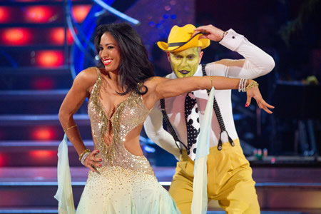 Nicky Byrne Strictly Come Dancing Fashion Police Week 3