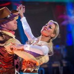 Strictly Come Dancing Week 3: Denise Van Outen Tops Leaderboard
