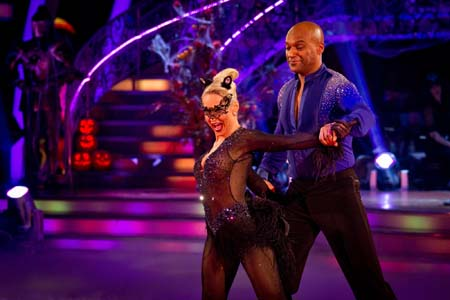 colin salmon kristina rihanoff strictly come dancing week 4