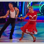 Strictly Come Dancing: Denise Van Outen Tops Leaderboard Week 2