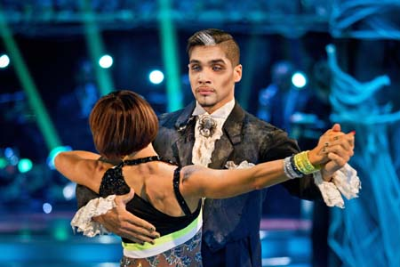 louis smith flavia cacace strictly come dancing week 4