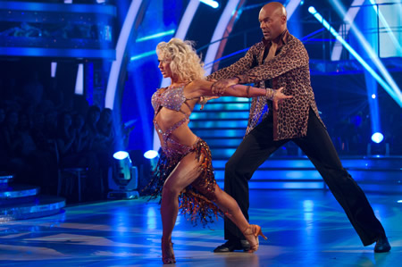 strictly come dancing fashion police kristina rhianoff
