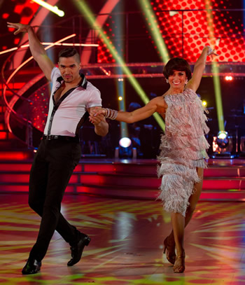 strictly come dancing fashion police louis smith