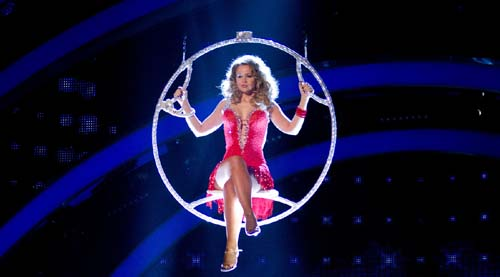 BBC Strictly Come Dancing Kimberley Walsh Week 5
