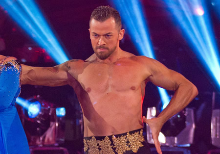 Strictly Come Dancing Artem Chigvintsev