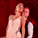 Strictly Come Dancing Week 8: Denise Van Outen At The Top Again