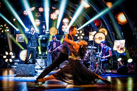 The Script Strictly Come Dancing Pasha Kovalev Karen Hauer
