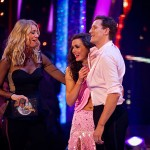 Strictly Come Dancing Week 8 Results: Farewell To Victoria Pendleton