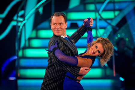 Strictly Come Dancing Week 5 Richard Arnold Erin Boag Survive Dance-Off