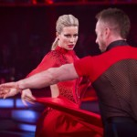 Strictly Come Dancing Week 6: Denise Van Outen Out In Front