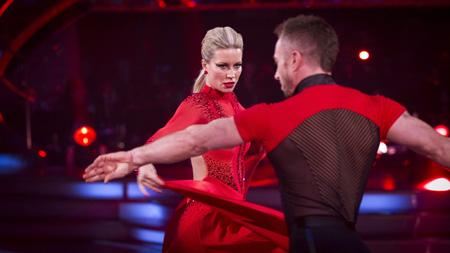 Strictly Come Dancing Week 6 Denise Van Outen James Jordan