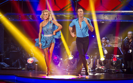 Strictly Come Dancing Week 6 Michael Vaughan