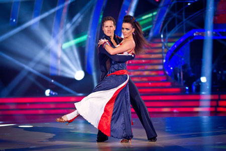 Strictly Come Dancing 2012 Brendan Cole Victoria Pendleton