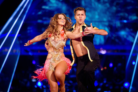 Strictly Come Dancing 2012 Kimberley Walsh Pasha Kovalev