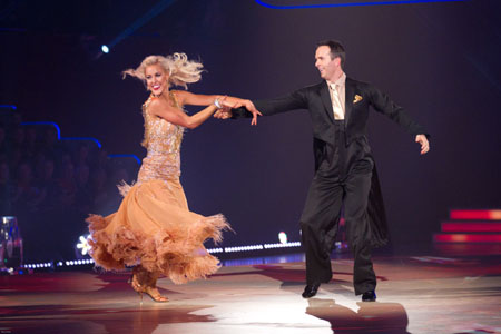 Strictly Come Dancing 2012 Natalie Lowe Michael Vaughan