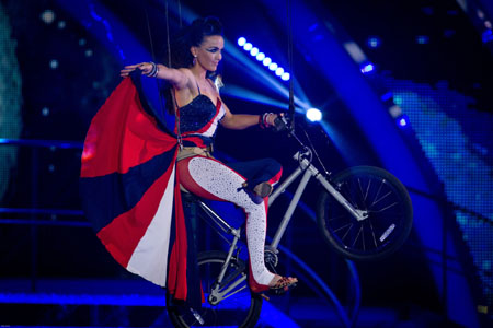 Strictly Come Dancing 2012 Victoria Pendleton