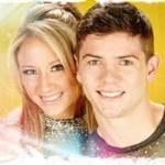 Luke Campbell Dancing On Ice 2013