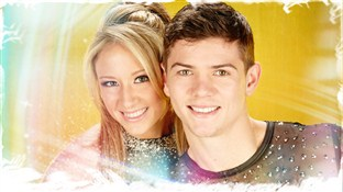Luke Campbell Dancing On Ice 2013 image courtesy ITV