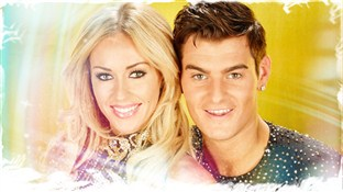 Matt Lapinskas Dancing On Ice 2013 image courtesy of ITV