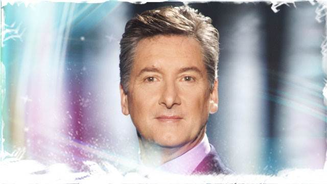 Robin Cousins Head Judge Dancing On Ice 2013