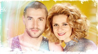 Shayne Ward Dancing On Ice 2013 image courtesy of ITV