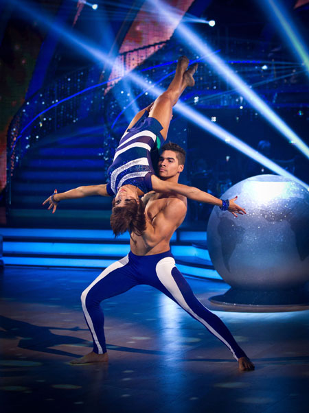 Strictly Come Dancing Final Flavia Cacace Louis Smith
