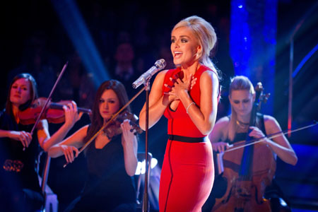 Strictly Come Dancing 2012 Katherine Jenkins