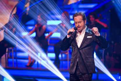 Strictly Come Dancing 2012 Alfie Boe Performs