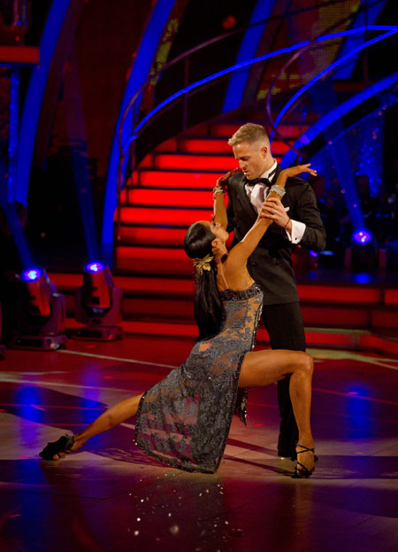 Strictly Come Dancing 2012 Nicky Byrne Karen Hauer
