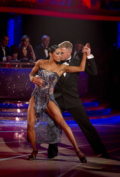 Strictly Come Dancing 2012 Karen Hauer Nicky Byrne