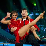 Strictly Come Dancing Week 9: Louis Smith Hits The Top