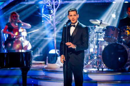 Strictly Come Dancing 2012 Week 10 Michael Buble