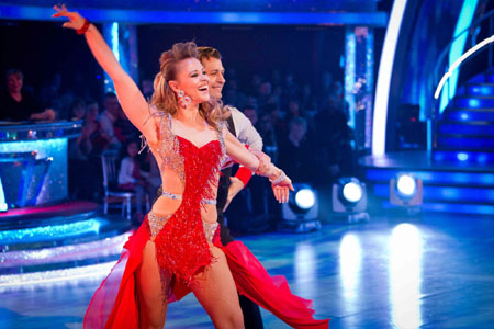 Strictly Come Dancing 2012 Week 10 Kimberley Walsh Pasha Kovalev