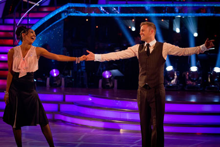 Strictly Come Dancing 2012 Nicky Byrne Exits Week 10