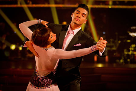 Louis Smith Week 11 Strictly Come Dancing 2012