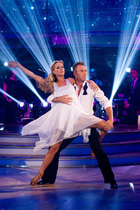 Strictly Come Dancing 2012 Denise Van Outen