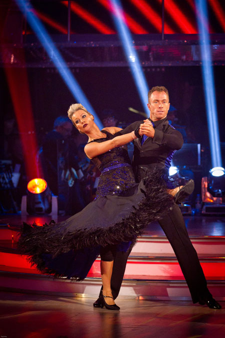 Strictly Come Dancing Week 11 2012 Denise Van Outen James Jordan