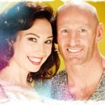 Gareth Thomas Dancing On Ice 2013