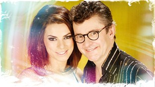 Joe Pasquale Dancing On Ice 2013 image courtesy of ITV