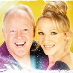 Keith Chegwin Dancing On Ice 2013