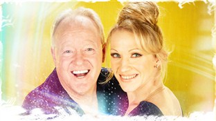 Keith Chegwin Dancing On Ice 2013 image courtesy of ITV