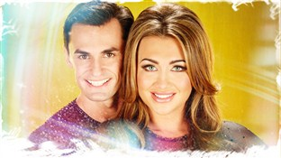 Lauren Goodger Dancing On Ice 2013 image courtesy of ITV