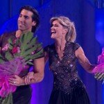 Anthea Turner Leaves Dancing On Ice In Week 4
