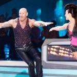 Gareth Thomas Tops Leaderboard: Week 2 Dancing On Ice