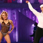 Week 8 Dancing On Ice: Take Your hat off to Matt Lapinskas