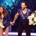 Dancing On Ice Week 8: Samia Ghadie Leaves
